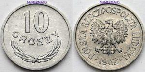 Skup Monet Prl I Przed Denominacją 1995 Monety Obiegowe