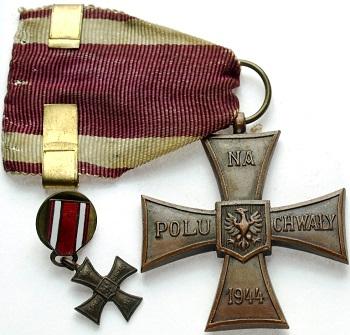 medale wojskowe odznaczenia